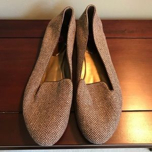B.P. Tweed Flats/Loafers